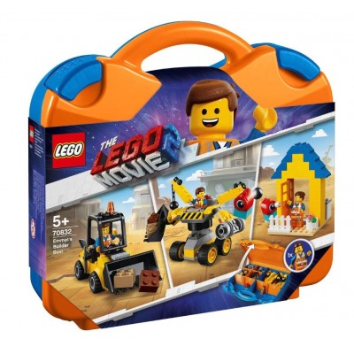 LEGO® THE LEGO® MOVIE 2™ Emmet's Builder Box 70832