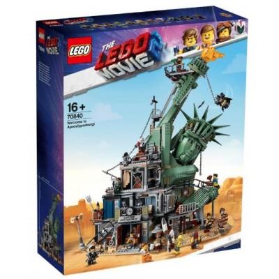 THE LEGO® MOVIE 2™  Welcome to Apocalypseburg 70840