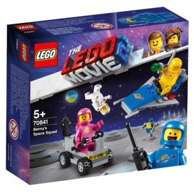 LEGO® THE LEGO® MOVIE 2™ Benny's Space Squad 70841