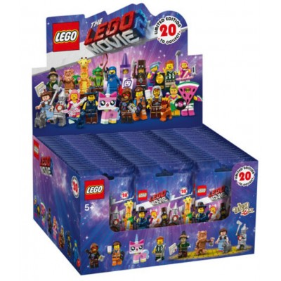LEGO® Minifigures THE LEGO® MOVIE 2 - Box 71023