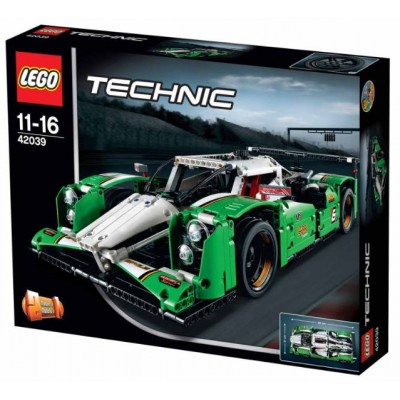 LEGO® TECHNIC™ 24 Hours Race Car 42039