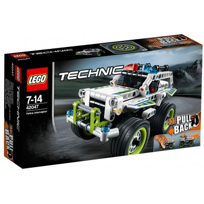 LEGO® Technic™ Police Interceptor 42047