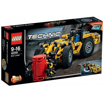 LEGO® Technic™ Mine Loader 42049