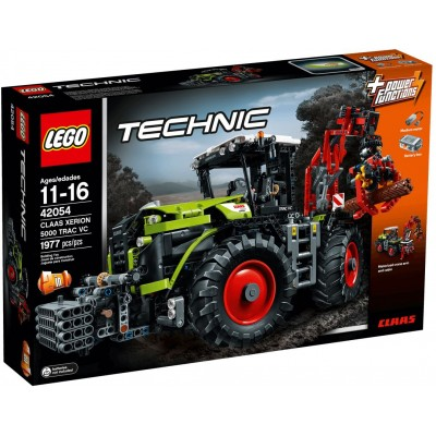LEGO® Technic™ CLAAS XERION 5000 TRAC VC 42054