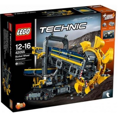 LEGO® Technic™ Bucket Wheel Excavator 42055
