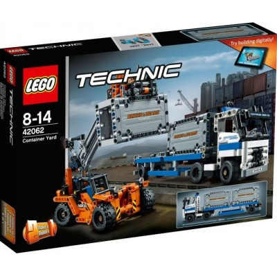 LEGO® Technic™ Container Yard 42062
