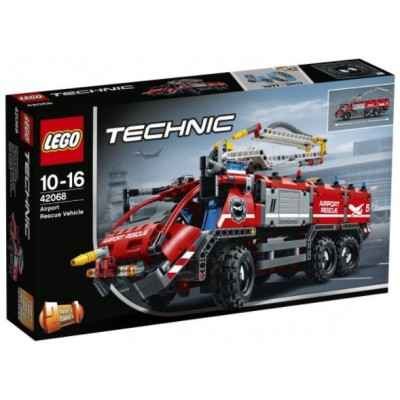 LEGO® Technic™ Airport Rescue Vehicle 42068