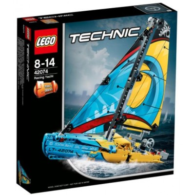 LEGO® Technic™ Racing Yacht 42074
