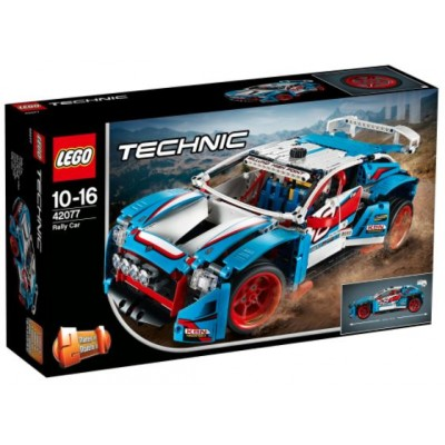 LEGO® Technic™ Rally Car 42077