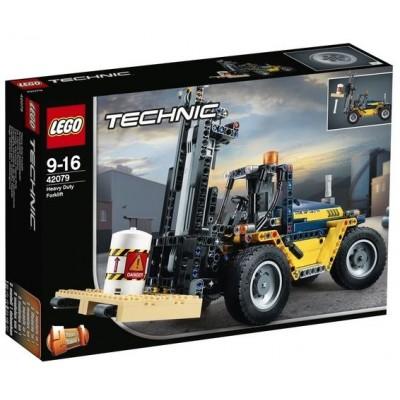 LEGO® Technic™ Heavy Duty Forklift 42079