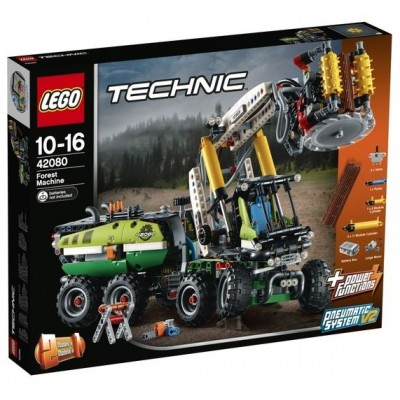 LEGO® Technic™ Forest Machine 42080