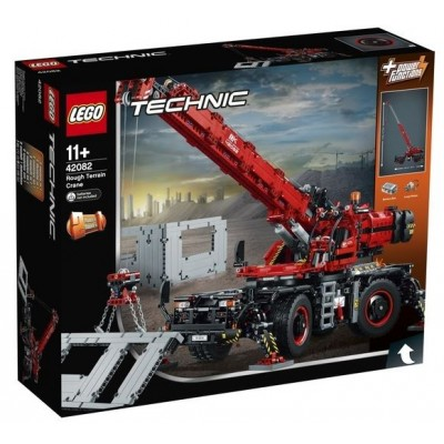 LEGO® Technic™ Rough Terrain Crane 42082