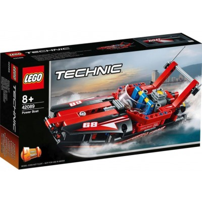 LEGO® Technic™ Power Boat 42089