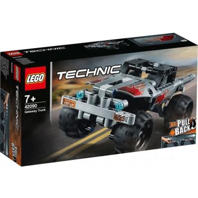 LEGO® Technic™ Getaway Truck 42090