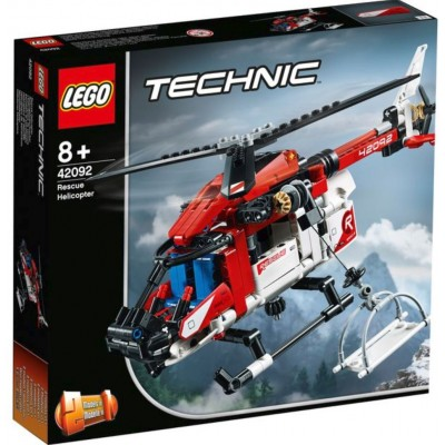 LEGO® Technic™ Rescue Helicopter 42092