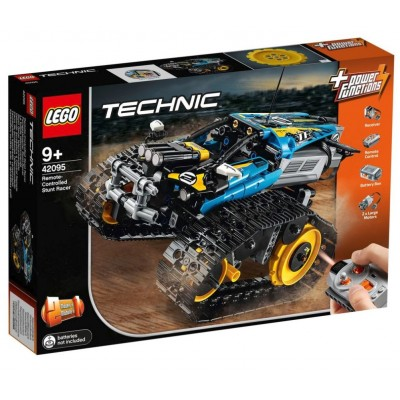 LEGO® Technic™ Remote-Controlled Stunt Racer 42095