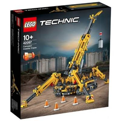 LEGO® Technic™ Compact Crawler Crane 42097