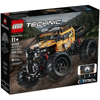 LEGO® Technic™ 4X4 X-treme Off-Roader 42099
