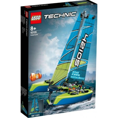 LEGO® Technic™ Catamaran 42105