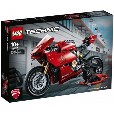 LEGO® Technic™ Ducati Panigale V4 R 42107