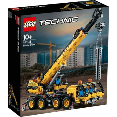 LEGO® Technic™ Mobile Crane 42108