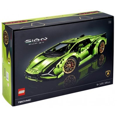 LEGO® Technic™ Lamborghini Sián FKP 37 42115
