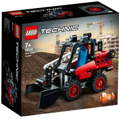 LEGO® Technic™ Skid Steer Loader 42116