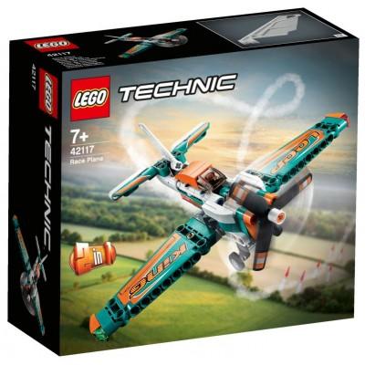 LEGO® Technic™ Race Plane 42117