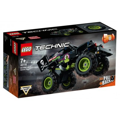 LEGO® Technic™ Monster Jam® Grave Digger® 42118