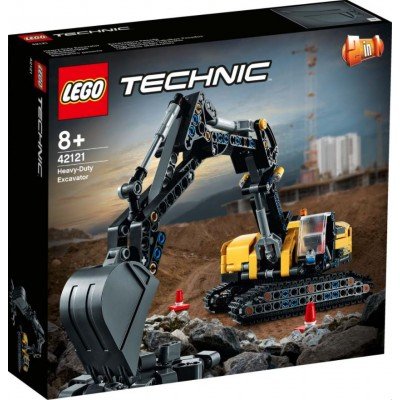 LEGO® Technic™ Heavy-Duty Excavator 42121