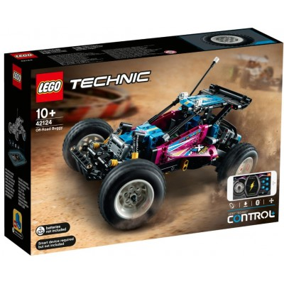 LEGO® Technic™ Off-Road Buggy 42124