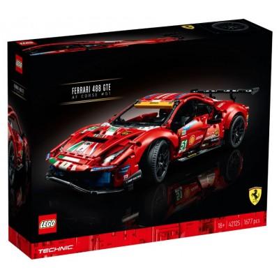 "LEGO® Technic™ Ferrari 488 GTE ""AF Corse #51"" 42125"