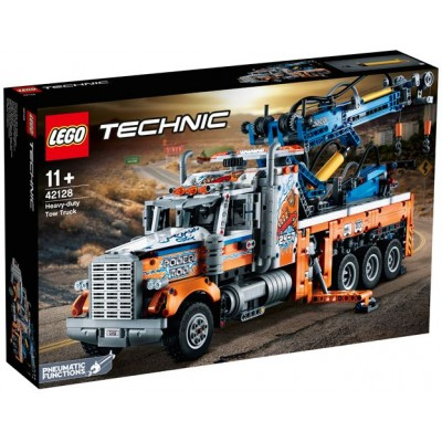 LEGO® Technic™ Heavy-duty Tow Truck 42128