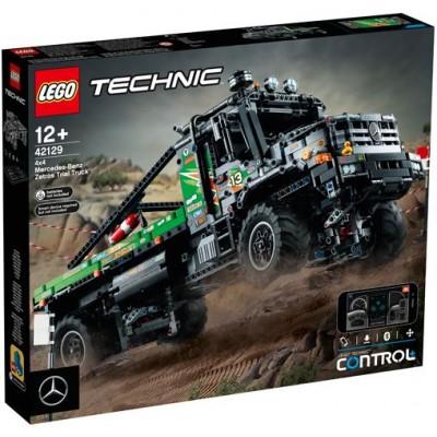 LEGO® Technic™ 4x4 Mercedes-Benz Zetros Trial Truck 42129