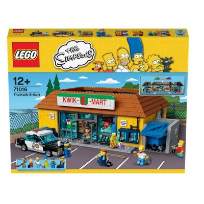 LEGO® The Simpsons™ Kwik-E-Mart
