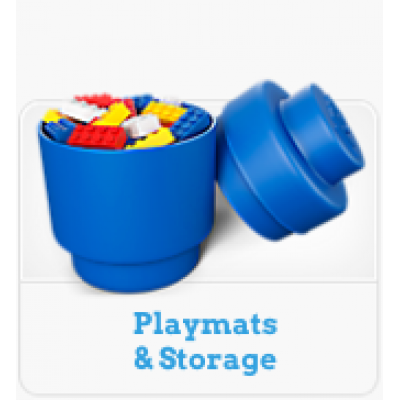 LEGO® PLAYMATS & STORAGE