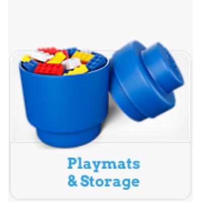 LEGO® PLAYMATS & STORAGE