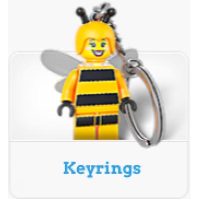 LEGO® KEYRINGS
