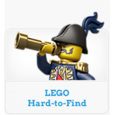 LEGO® HARD TO FIND