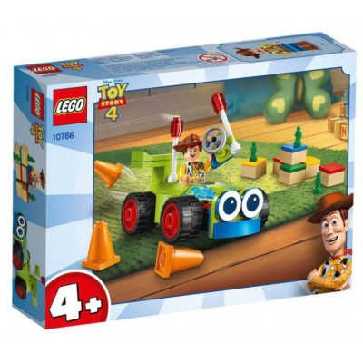 LEGO® Disney Pixar Toy Story 4 Woody & RC 10766