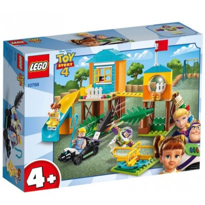 LEGO® Disney Pixar Toy Story 4 Buzz and Bo Peep's Playground Adventure 10768