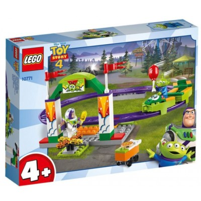 LEGO® Disney Pixar Toy Story 4 Carnival Thrill Coaster 10771