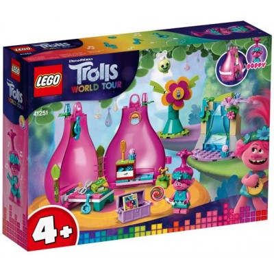 LEGO® Trolls World Tour Poppy's Pod 41251