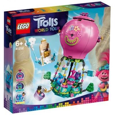 LEGO® Trolls World Tour Poppy's Hot Air Balloon Adventure 41252