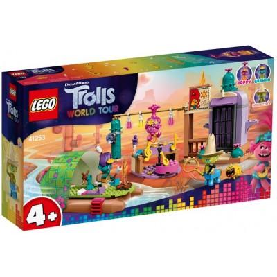 LEGO® Trolls World Tour Lonesome Flats Raft Adventure 41253