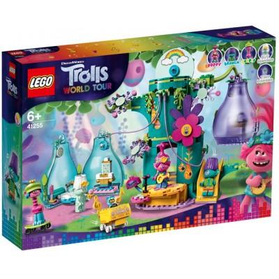 LEGO® Trolls World Tour Pop Village Celebration 41255