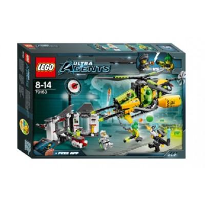 LEGO® Ultra Agents Toxikita's Toxic Meltdown