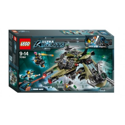 LEGO® Ultra Agents Hurricane Heist