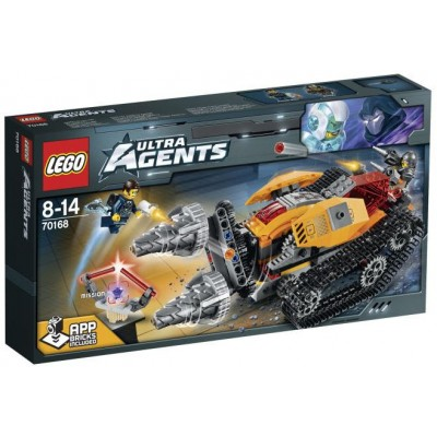 LEGO® Ultra Agents Drillex Diamond Job