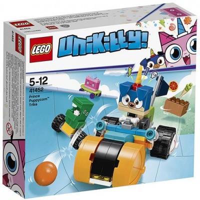 LEGO® Unikitty™! Prince Puppycorn™ Trike 41452